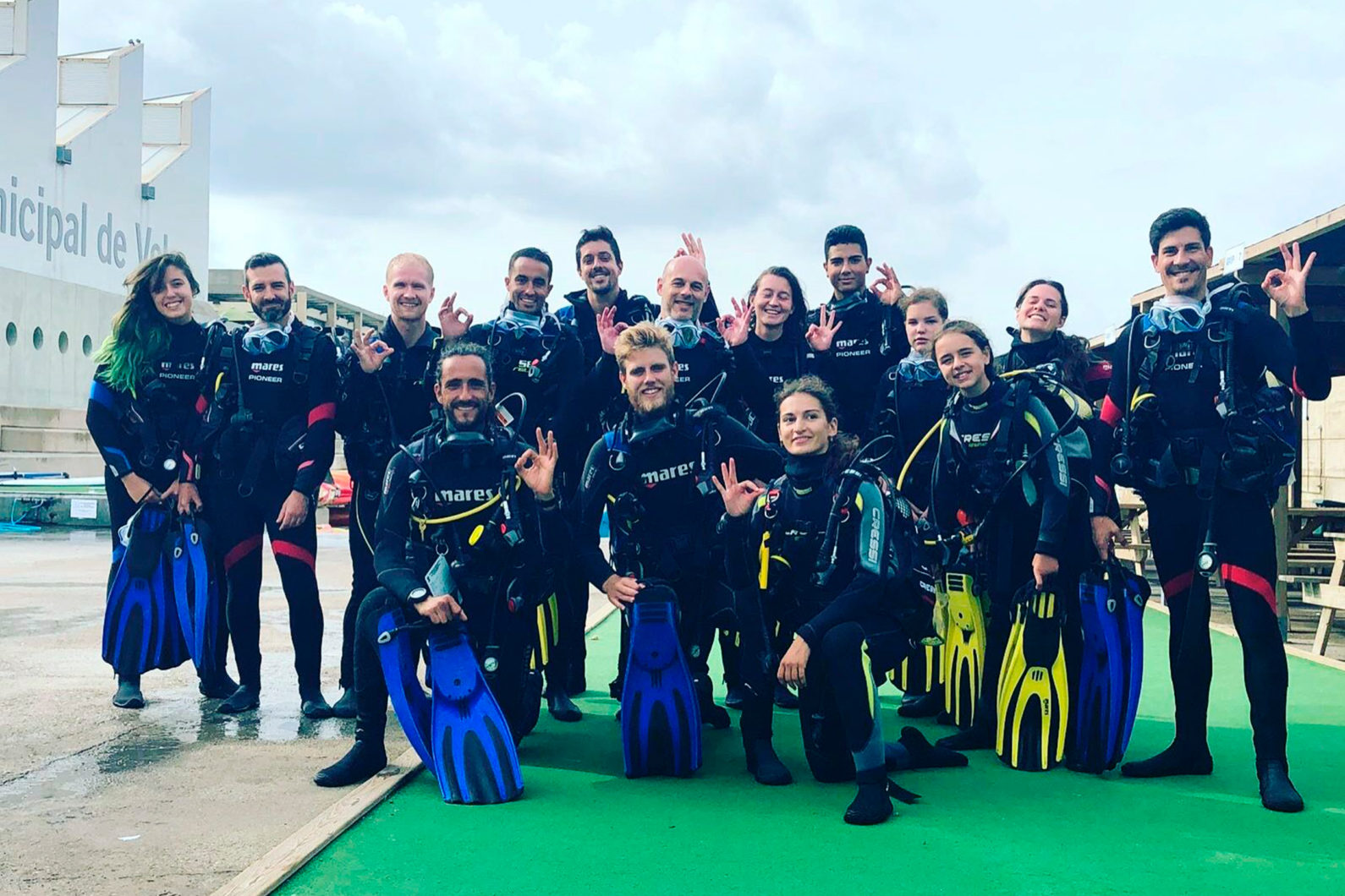 Buceo-Hispania-Group
